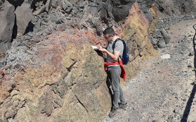 Propuesta de itinerario geoturístico en Puntallana (La Gomera, Canarias, España)