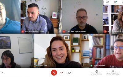Primera reunión global de los socios de Volturmac