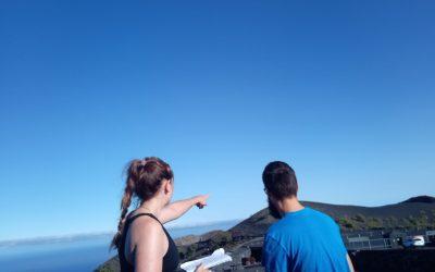 2ª campaña en la isla de La Palma