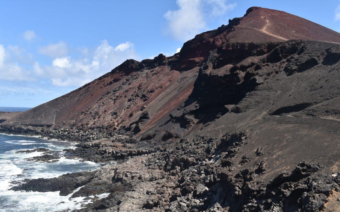 Lugares de interés geoturístico en el geoparque Mundial de Lanzarote y Archipiélgao Chinijo